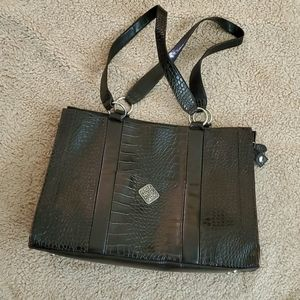 Coldwater Creek Brown Large Purse